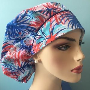 Lilly Pulitzer Feeling Sparks Scrub Hat